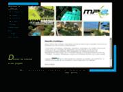 screenshot http://www.maquettes-mp2.com fabrication maquettes et prototypes mp2