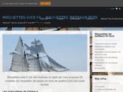 Maquettes de bateaux en bois à monter de qualité à prix bas