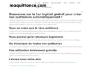 screenshot http://www.maquittance.com maquittance.com