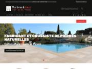 Site officiel de Marbres Deco
