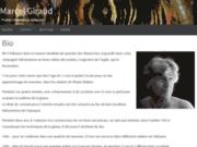 screenshot http://www.marcelgiraud.com marcel giraud  - céramiste potier - poterie de vallauris