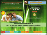 screenshot http://www.mariage-chretien.com mariage chrétien