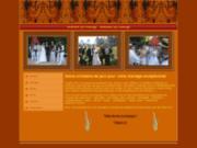 screenshot http://www.mariage-jazzy.com animation de mariage en jazz