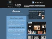 screenshot http://www.mariage-thierrymante.fr un jour inoubliable