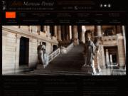 screenshot http://www.marteau-peretie-avocat.eu/ Avocat en Droit du Travail expert en harcèlement moral et en licenciement