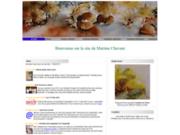 screenshot http://martinechavent.fr martine chavent - aquarelliste