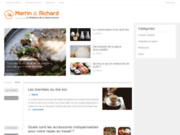 screenshot http://www.martinetrichard.fr boutique martine trichard