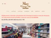 screenshot http://www.maryboutique.be boutique de vêtement bruxelles mary boutique