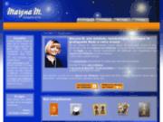 screenshot http://www.maryna-voyance.com maryna m. - voyance par téléphone