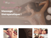 screenshot http://massage-technique.fr/ techniques de massage