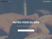Massage café  institut de massage  Paris