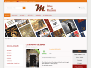 screenshot http://www.massanne.com alchimie – Éditions de massanne : vente en ligne de livres d'alchimie