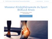 screenshot https://masseur-kinesitherapeute-du-sport-boelle-anais.business.site/ Kiné du Sport Toulouse Saint-Michel Anais Boelle
