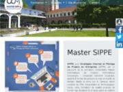 Master Sippe : Pilote de l'internet de demain