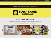 Matériaux de construction à La Roche Chalais