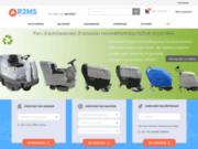 Matériel de nettoyage industriel - R2MS nettoyage
