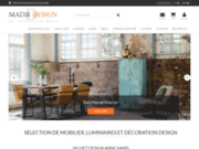 Vente en ligne mobilier décoration design