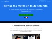 screenshot http://www.mathsbook.fr Cours de maths et exercices