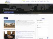 Conception et réalisation des équipements de contrôles commandes industriels