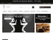 screenshot http://www.matislyon.fr clairmann bien-etre - institut matis