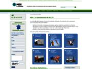 screenshot http://www.mats-drapeaux-services.fr mâts drapeaux services