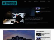 screenshot http://www.maurienne-expansion.fr/ Maurienne Expansion - pépinières entreprises