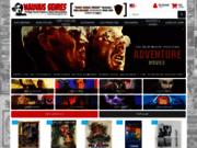 Affiche de film originale, autographe de star sur mauvais-genres.com