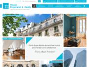 screenshot http://www.mazet-sa.com syndic et gérance de biens à paris - mazet