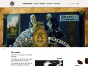 screenshot http://www.mazetconfiseur.com Chocolat et Confiseries