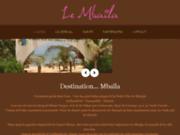 screenshot http://www.mbailasenegal.com hôtel de charme