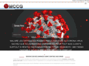 screenshot http://www.mc-cg.com cabinet comptabilité maroc