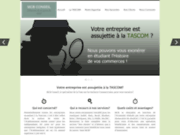 screenshot http://www.mcb-conseil.com MCB Conseil - Avocats spécialiste en défiscalisation