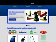 Matériel de manutention et de nettoyage professionnel / industriel - MCEA