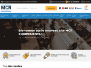 MCR équipements
