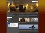 screenshot http://www.mcsuites.gr/fr Île de chios en grèce, hôtel grec