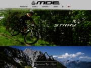 screenshot http://www.mdebikes.com mdebikes