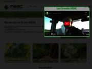 screenshot http://www.meac.fr/ amendement des sols
