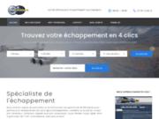 screenshot http://www.meca-express.fr meca-express : catalyseurs et filtres à particules