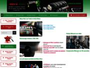 screenshot http://www.mecarun.fr/ économie de carburant