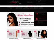 Mèches for You : vente de tissage en cheveux naturels