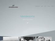 Meddlesome : création site internet et création graphique-  imprimés - logotypes