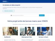 screenshot http://www.mediaground.fr mediaground agence web à paris
