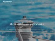 screenshot http://www.mediterranean-adventure.com/index-fr.php3 location de bateau espagne, grece, italie, croatie
