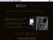 screenshot http://www.medusaprod.com medusa prod  studio d'enregistrement  marseille