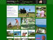 Meeting golf