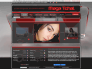 screenshot http://www.mega-tchat.com/ tchat gratuit