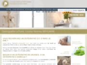 Ostéopathe à Paris 18