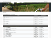screenshot http://www.melivelo.fr/forum/ forum melivelo