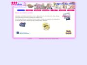 screenshot http://www.melvea.fr service à domicile