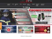 Boutique pompier - Men Fire